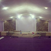 Photo taken at Miracle Life Tabernacle by Michael C. on 5/16/2012