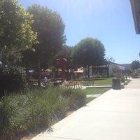 Photo taken at Malibu Country Mart by Ari E. on 8/6/2012