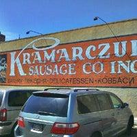 Photo taken at Kramarczuk's East European Deli by Sean B. on 5/12/2012