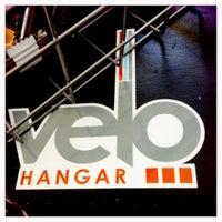 Photo taken at Velo Hangar by Ryan S. on 7/28/2012
