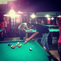 Снимок сделан в Dona Mathilde Snooker Bar пользователем Paula M. 3/17/2012