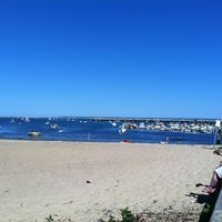 Photo taken at Provincetown Pier by Ericka C. on 7/2/2012