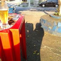 Photo taken at Bar do Messias by Thiago Tristan d. on 2/16/2012
