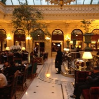 Photo taken at InterContinental Paris Le Grand Hôtel by Muneer A. on 3/7/2012