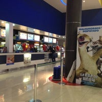 Photo taken at Cinépolis by Gabii M. on 6/12/2012