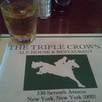 Photo taken at The Triple Crown Ale House & Restaurant by dennis on 4/20/2012