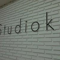 Photo taken at Studio K. by OhmLeTzBooM on 8/19/2012