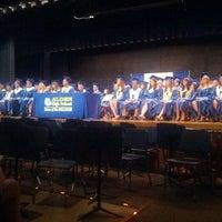 Photo taken at Alden High School by Brandon C. on 6/23/2012