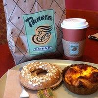 Photo taken at Panera Bread by Renata O. on 3/4/2012