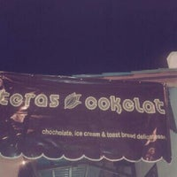 Photo taken at Teras Coklat by Mima D. on 7/5/2012