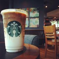 Photo taken at Starbucks by Mone P. on 5/16/2012