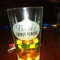 Photo taken at Floyd's Thirst Parlor by Trey D. on 3/14/2012