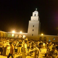 Photo taken at جامع عقبة بن نافع | La Grande Mosquée | Great Mosque of Kairouan by Souhail A. on 7/20/2012