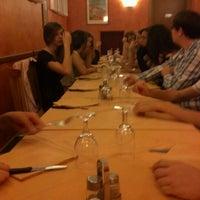 Photo taken at Pizzeria Grotta Azzurra by Jack R. on 6/8/2012
