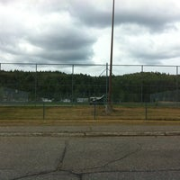 Photo taken at Heritage Community Rinks/Tennis Courts/Field by Tyler N. on 9/3/2012