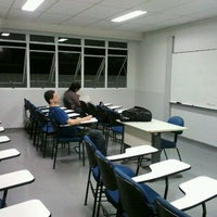 Photo taken at Faculdade Anhanguera by Danilo A. on 5/8/2012