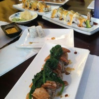 Photo taken at Shogun Sushi by Andy M. on 8/22/2012