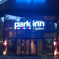 Photo taken at Park Inn by Radisson Kaunas by Stanislav L. on 8/23/2012