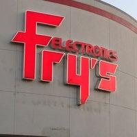 Photo taken at Fry's Electronics by Barbara K. on 7/5/2012