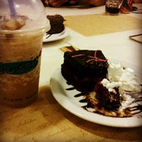 Photo taken at Fran's Café by Barbara D. on 9/4/2012