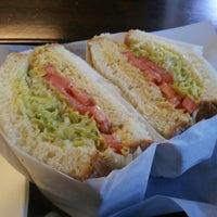 Photo taken at Reynolds Sandwich by Gar T. on 9/4/2012