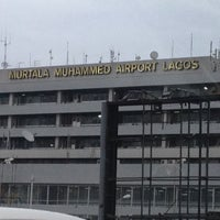 Photo taken at Murtala Muhammed International Airport (LOS) by Onur Ç. on 7/2/2012