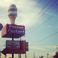 Photo taken at Andy's Frozen Custard by Jeff H. on 6/16/2012