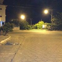 Photo taken at Rua das Gaivotas by Tairon V. on 5/10/2012