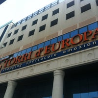 Photo taken at Torri d'Europa by Elena_Re2904 on 7/21/2012