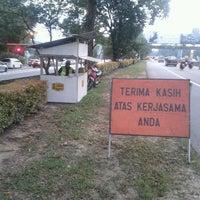 Photo taken at Jalan Tun Abdul Razak by Uda G. on 4/23/2012