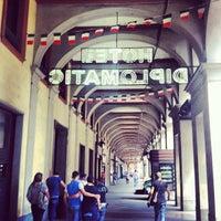 Foto scattata a Hotel Diplomatic da Fabio L. il 6/16/2012