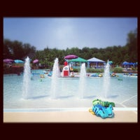Photo taken at Water Country USA by Angel O. on 6/29/2012
