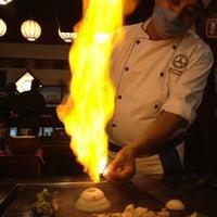 Foto tomada en Samurai Restaurante por Cesar O. el 6/15/2012