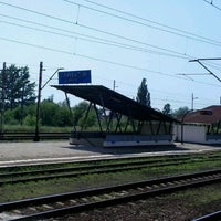 Photo taken at Dworzec PKP Tarnów by Solemijus on 7/1/2012