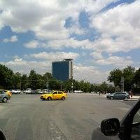 Photo taken at Tandoğan Square by Celaleddin G. on 7/5/2012