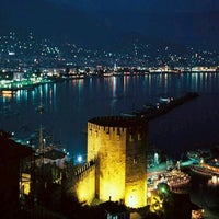 Photo taken at Alanya by ahmet l. on 8/23/2012