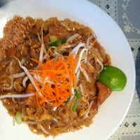 Photo taken at Thai Cuisine II by Joy B. on 7/26/2012