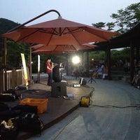 Photo taken at 갈미한글공원 by KJ🎗 on 6/23/2012
