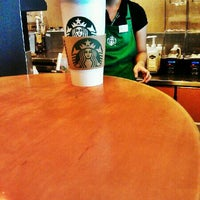 Photo taken at Starbucks Coffee by Adrian A. on 3/30/2012