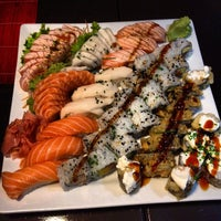 Photo taken at Sushi Toro by Miguel G. on 6/11/2012