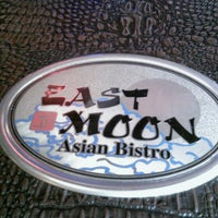 Photo taken at East Moon Asian Bistro by Ray F. on 8/16/2012