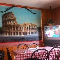 Photo taken at Basilico Italian Bistro by Corey M. on 6/11/2012