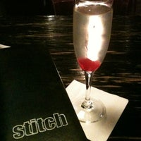 Photo taken at Stitch Bar & Lounge by Kitty S. on 8/19/2012