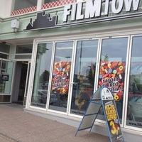 Photo taken at FilmTown by Ville R. on 7/7/2012