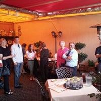 Photo taken at Vitello's Trattoria by Jack D. on 3/29/2012