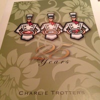Photo taken at Charlie Trotter's by Brian M. on 8/2/2012