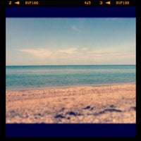 "Photo taken at Пляж ""Прибрежное"" by Andrew K. on 7/22/2012"