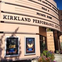 Photo taken at Kirkland Performance Center by Paul S. on 9/11/2012