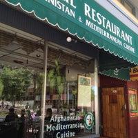 Photo taken at Kabul Afghanistan Restaurant by Hobin C. on 5/25/2012