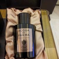 Photo taken at Acqua di Parma by Lulwa on 7/12/2012